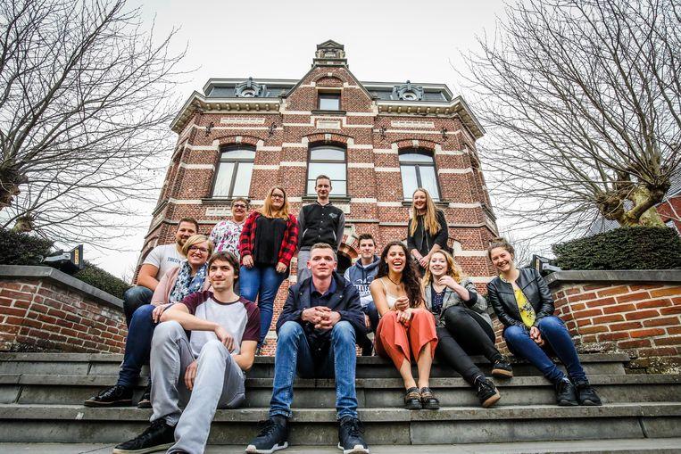 Oudenburg nieuwe jeugdraad
