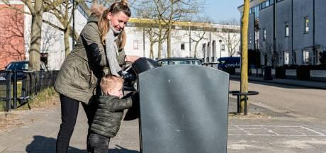 Omgekeerd inzamelen: 'Container geeft reuring'