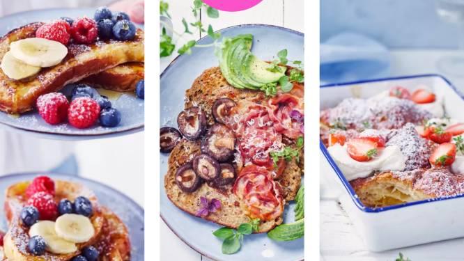 Wentelteefjes, croissant of toast met een twist: 3 ideeën voor een heerlijke verwenbrunch op zondag
