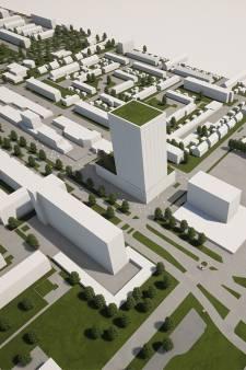 Omwonenden schrikken van plan torenflat in Spijkenisse: gebouw ruim 80 meter hoog