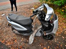 Scooterrijder gewond bij botsing met auto in Valkenswaard