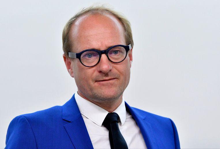 Vlaams minister voor Dierenwelzijn Ben Weyts (N-VA). Beeld Photo News