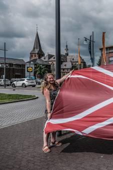 Van 'ik hang 'm niet op' tot 'waar kan ik 'm kopen': Nieuwe vlag van de Liemers maakt de tongen los