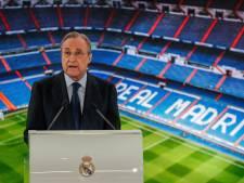 Un fiasco et deux grands perdants: Florentino Pérez et Andrea Agnelli