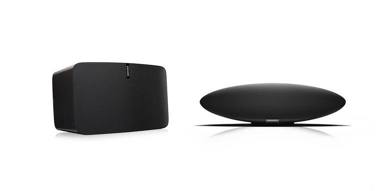 Welke Speaker Is Beter De Sonos Play5 Of De Zeppelin Wireless