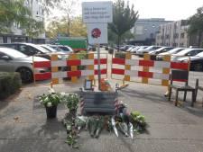 Bloemen voor moeder die werd doodgestoken op straat in Den Bosch: 'De hele buurt is van slag'