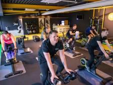Bergse sportschool helemaal in het teken van fietsen: 'Net of je echt op een berg fietst'
