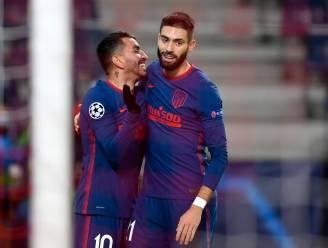 Carrasco en Vormer krijgen plaats in Champions League-ploeg van de week