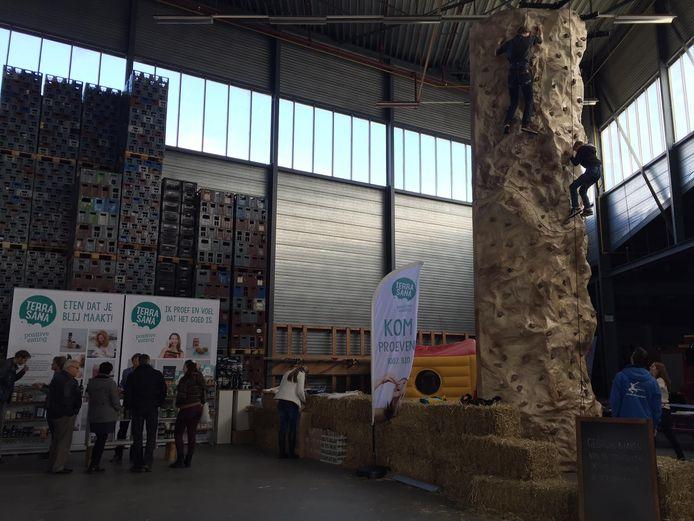 Open dag bij Udea in Veghel