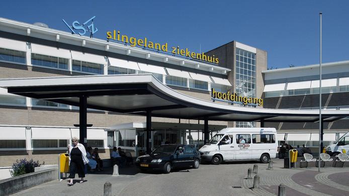 Het Slingeland Ziekenhuis in Doetinchem.