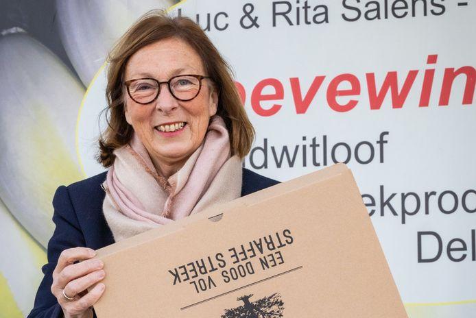 Monique Swinnen is niet langer gemeenteraadslid in Aarschot.