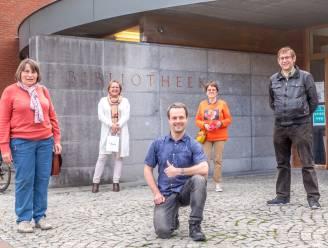 Anne-Mie, Marleen en Frederic winnen leesuitdaging van Tieltse bib