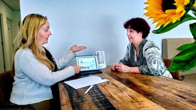 Michon herstelt met ergotherapie van long covid: 'Het is eigenlijk leren luisteren naar een nieuw lijf'