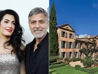 BINNENKIJKEN. Clooneys kopen voor kleine 8 miljoen Frans landgoed met wijngaard