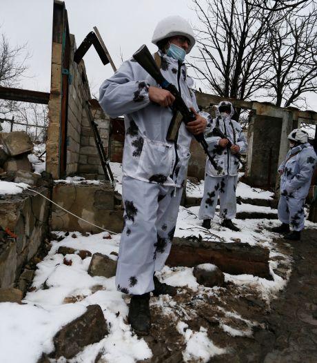 Kremlin: Russische troepen bij grens Oekraïne vormen geen bedreiging