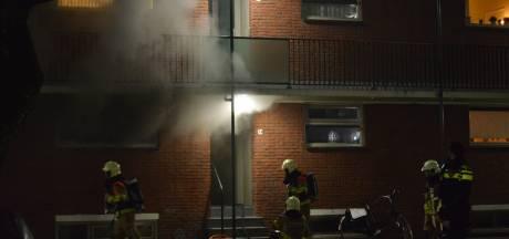 Brand in Bredaas appartementencomplex snel onder controle