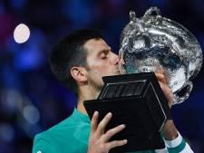 Djokovic schrijft historie met 310de week op eerste plaats wereldranglijst