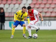 Cambuur laat twee punten liggen bij Jong Ajax