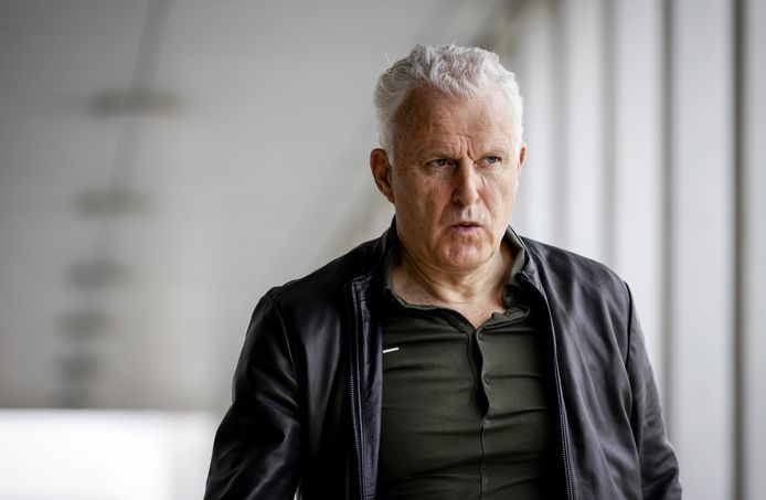 Misdaadjournalist Peter R. de Vries.
