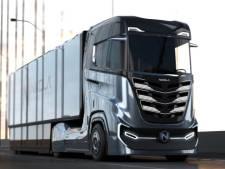 Nieuwe vrachtwagenfabrikant lanceert waterstof-truck voor Europa