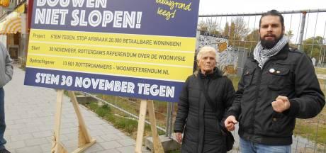 Tegenstanders Woonvisie slijpen de messen in Crooswijk