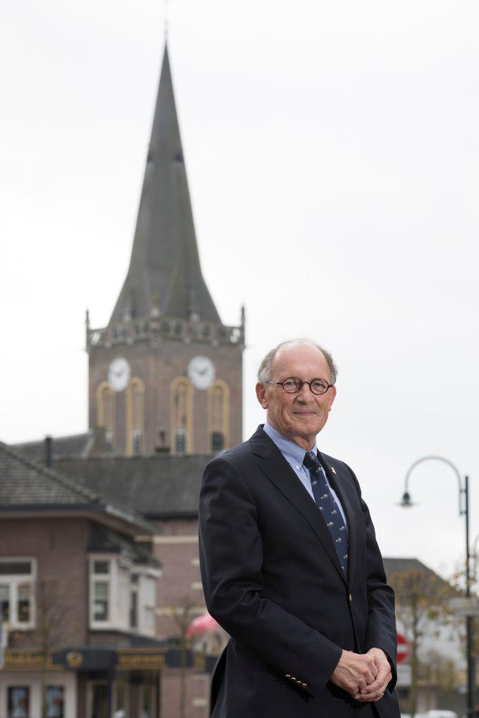 Fred de Graaf is momenteel waarnemend burgemeester in Heerde.