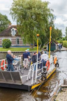 Zo stuurt Overijssel buitenlandse toeristen de rustigere fiets- en wandelpaden op