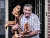 Willem (73) vertelt in zijn Japanse tuin: 'Achter elke boom zit een verhaal'