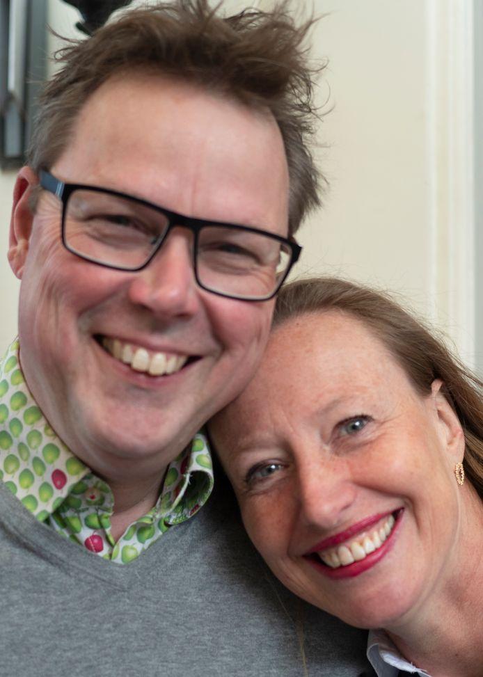 Henk Pullen & Ingrid Winterink van bijHein Eten & drinken.