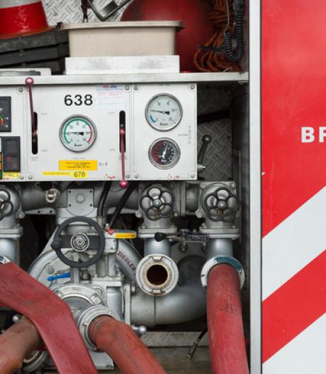 Elektrische kachel veroorzaakt brand in woning Soest