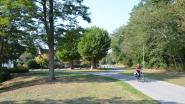 Tweede fase herinrichting Raemdonckpark start maandag: renovatie wandelpaden en zitelementen voor schoolgaande jeugd