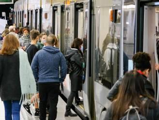 Metrolijnen 2 en 6 onderbroken tussen Kunst-Wet en Elisabeth