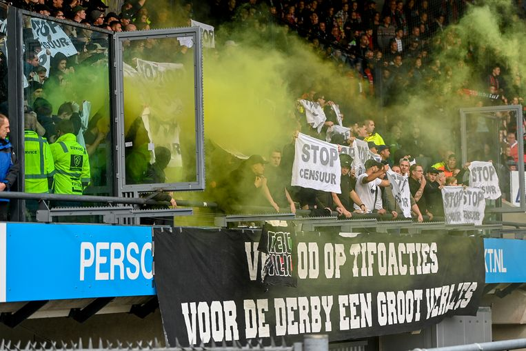 After NEC-Vitesse; Omroep Gelderland will no longer report any news about football matches