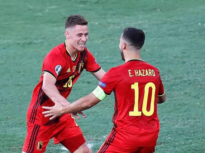 Hun statistieken liggen niet ver uit elkaar, hun transferwaarde ook niet meer: hoe Thorgan Hazard broer Eden voorbijstak