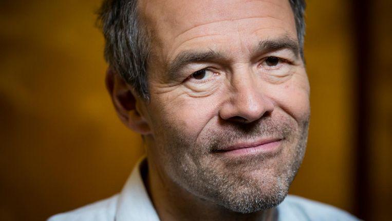 Regisseur Joram Lürsen: 'Wally en Gijs maakten een scherpe keuze door in verzet te gaan, desnoods tot in de dood.' Beeld ANP Kippa