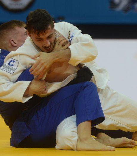 Jorre Verstraeten médaille de bronze en moins de 60 kg comme l'an dernier