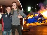 Dirkjan vindt 'engel' die zijn leven redde langs A28: 'Viel hem direct huilend in de armen'