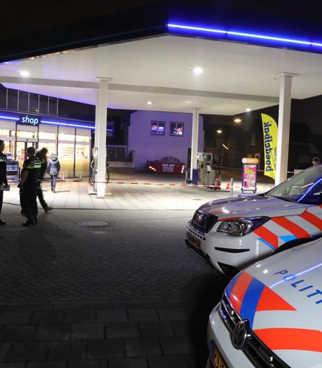 Overvallen tankstation Haan trekt vaker 'opvallend veel aandacht'