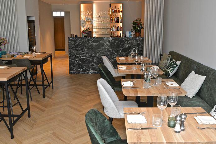 Restaurant LOTS in hartje Oostrozebeke.