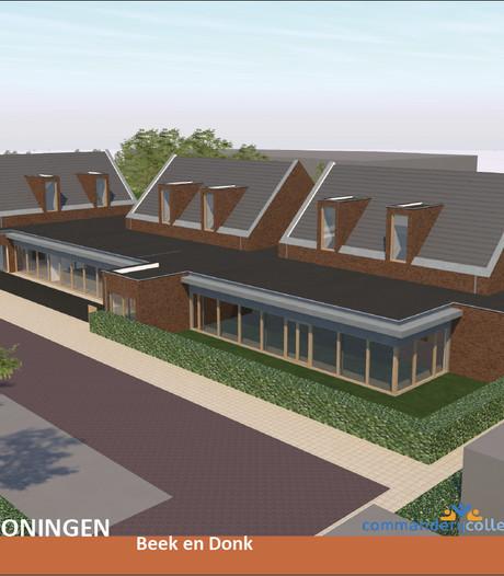 Contract schoolwoningen Commanderij Laarbeek getekend