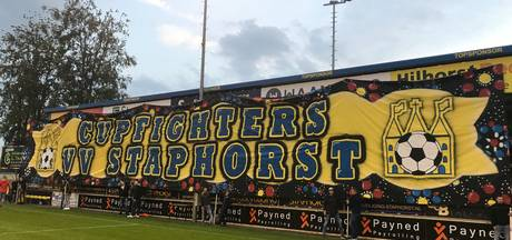 Staphorst uit het bekertoernooi na verlies tegen Koninklijke HFC