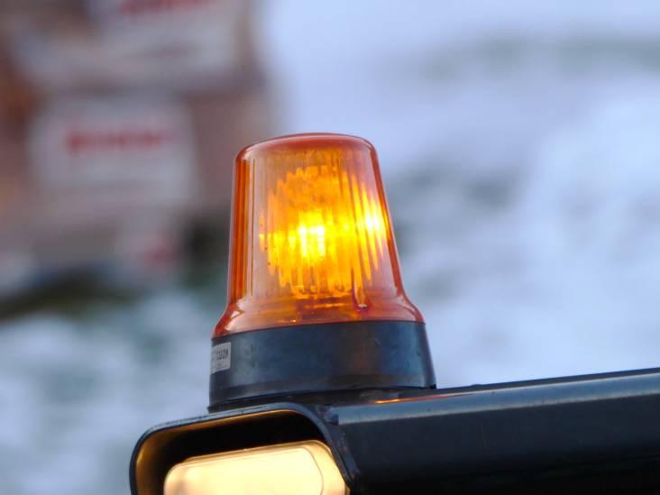'Mag je een geel zwaailicht op de auto zetten als je lading vervoert?'