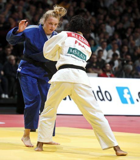 Markelose Jager schakelt op WK judo titelverdediger uit