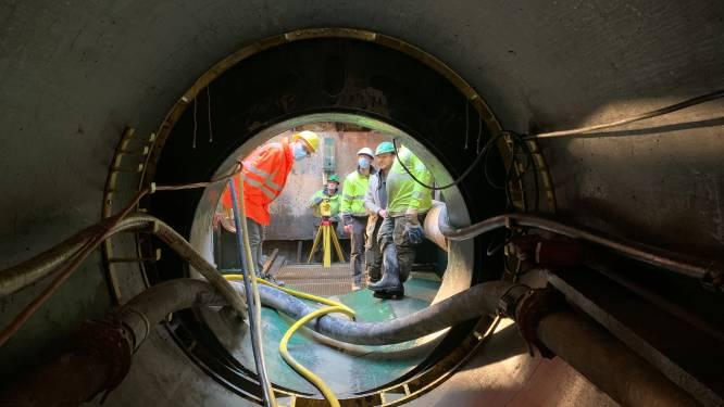 Blik achter de schermen én onder de grond bij de enorme rioleringswerken op de Wolvertemsesteenweg