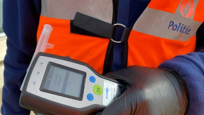 Zeven weken rijverbod voor zwalpende bestuurder die bijna meerdere aanrijdingen veroorzaakt