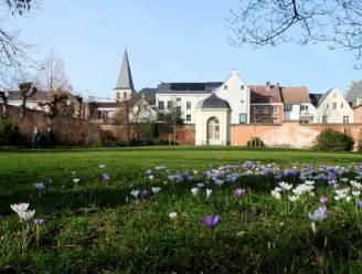 Tuin aartsbisschoppelijk paleis sluit donderdag voor maanden