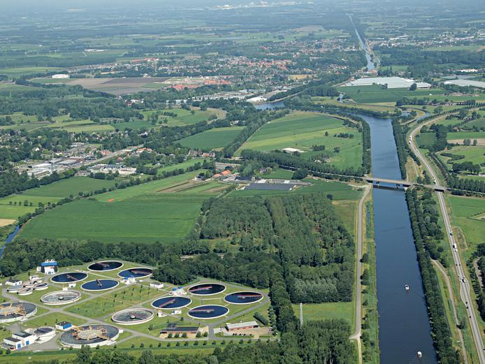 Waterschap Aa en Maas mag aan de slag met het bouwen van een nieuwe installatie bij de waterzuivering in Aarle-Rixtel.