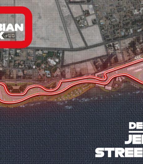 F1 in Saoedi-Arabië op langste en snelste stratencircuit ooit