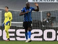 But et défaite pour Lukaku, la Juve toujours en course pour une place en C1