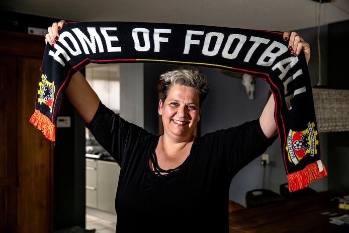 Thea Norder kijkt morgen thuis, maar gaat bij een promotiefeestje wel de stad in.
